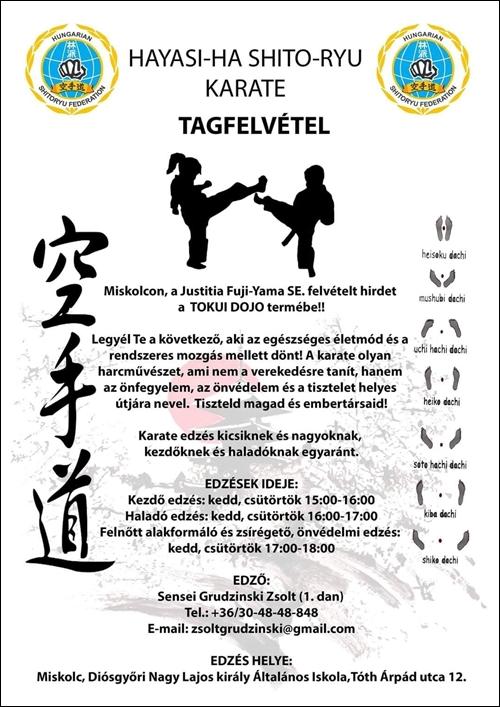 zsíréget-e a karate)